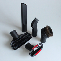 5 in 1 32mm Vacuum Cleaner Accessories Nozzle Set for Haier/Philips/Midea/EJE/Electrolux/LG/Panasonic/Dee Vacuum Cleaner Parts