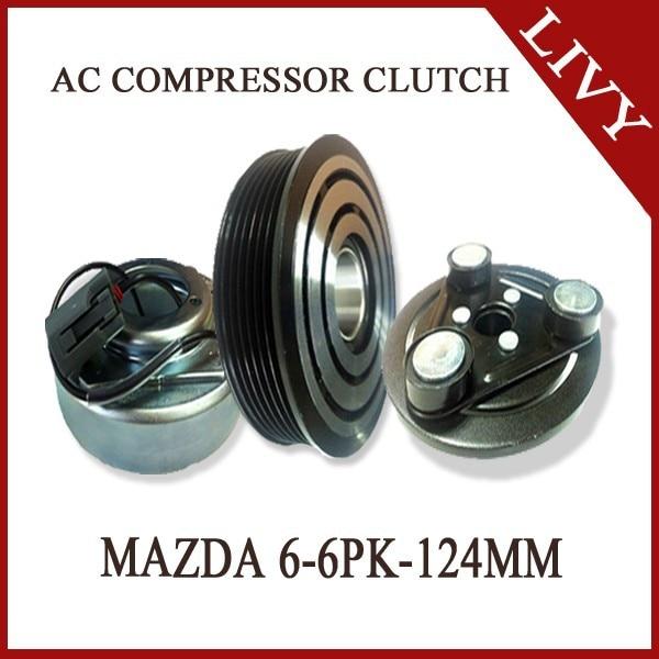 Высокое качество автомобиля AC Компрессор сцепления для Mazda 6 2.0L 2003-2008