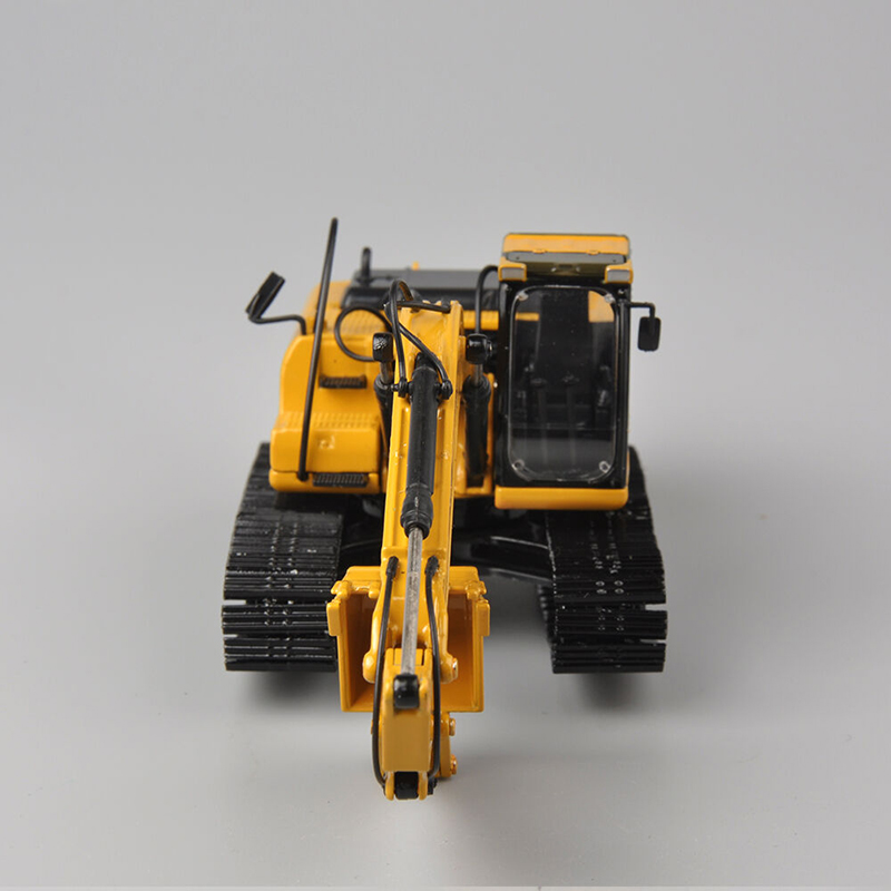 collection diecast model 1 50TH Diecast Hydraulic Excavator 320D L Yellow Car Model Toy Vehicles Engineering vehicle model in Diecasts Toy Vehicles from Toys Hobbies