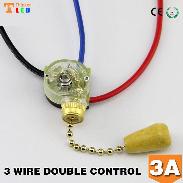 Zipper switch retro pull ceiling light wall lamp switch ceiling fan switch 3 wire double control lamp switch wiring diagram ceiling fan i have two wall switches,Typical Wiring Diagram 3 Sd Ceiling Fan With Light