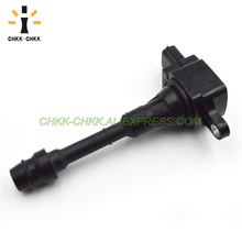 CHKK-CHKK Ignition Coil 22448-8H315 for Nissan Altima Sentra 2.5L X-Trail T30 Primera P12  224488H315