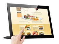10.1 inch Android touchinteractive desktop tablet pc(quad core, 1GB DDR3, 8GB nand, Serial port for Lan, ttys1, USB, HDMI out)