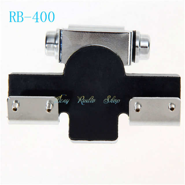 antenna mount RB-400 for walkie talkie mobile radio PL259 SO239 connector  Stainless steel Car antenna + 5M Clip mount cable