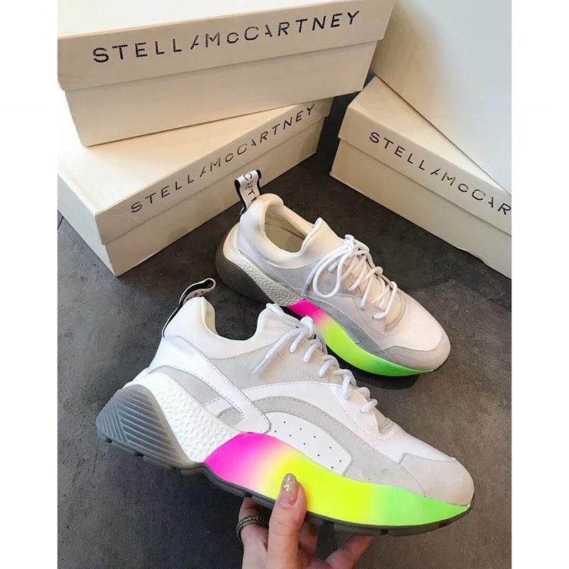 Chaussures de sport en plein air de haute qualité GVGUCCIL femmes zapatillas mujer Jogging en plein air femmes chaussures de course affichage physique