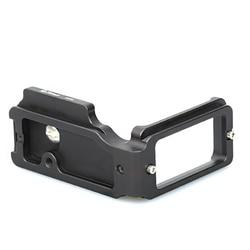 ITTEST Custom L Bracket L Plate Vertical Plate for Nikon D500 d500 ARCA SWISS RRS Lever Release Clamp Compatible