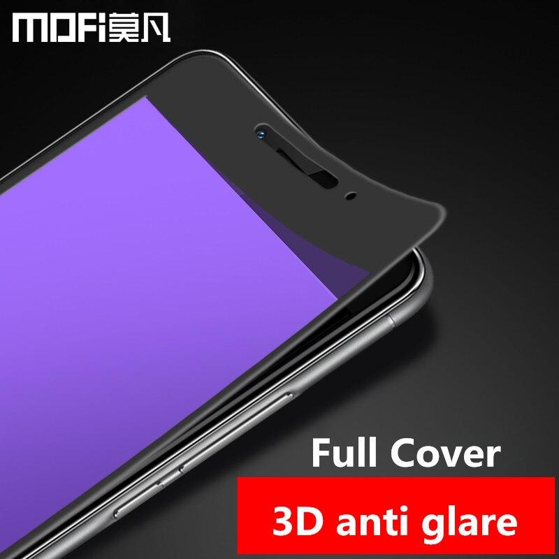 Meizu m3 nota vetro temperato MOFi originale Meizu m3 nota screen protector pellicola protettiva copertura completa Meilan nota 3 vetro