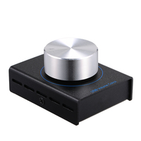 2018 NEW USB Volume Control PC Computer Speaker Audio Volume Controller Adjuster With One Key Mute