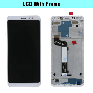Image 4 - Original LCD For Xiaomi Redmi Note 5 Pro Prime LCD Display Touch Screen With Frame for Xiaomi Redmi Note 5 Note5 Pro LCD Display