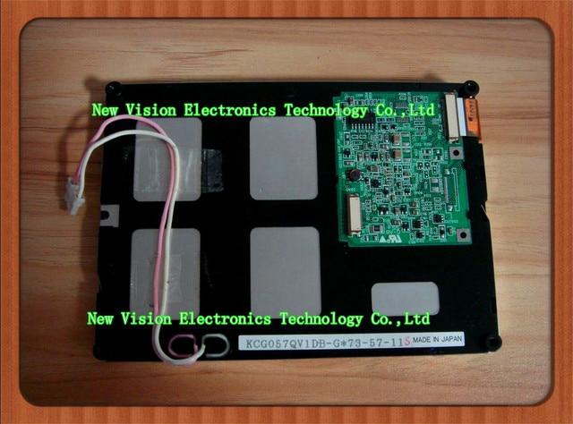 KCG057QV1DB KCG057QV1DB G660 Orijinal A + kalite 5.7 inç 320 (RGB) * 240 (QVGA) endüstriyel LCD Ekran Ekran Paneli