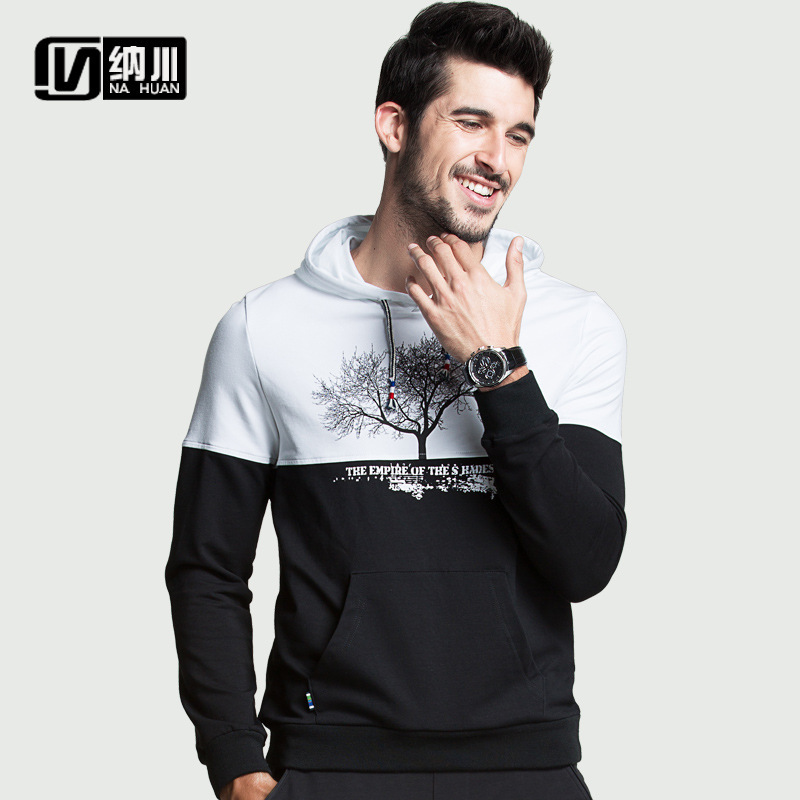 2016 O Neck Sweatshirts hooded mens element skateboard graphic ...