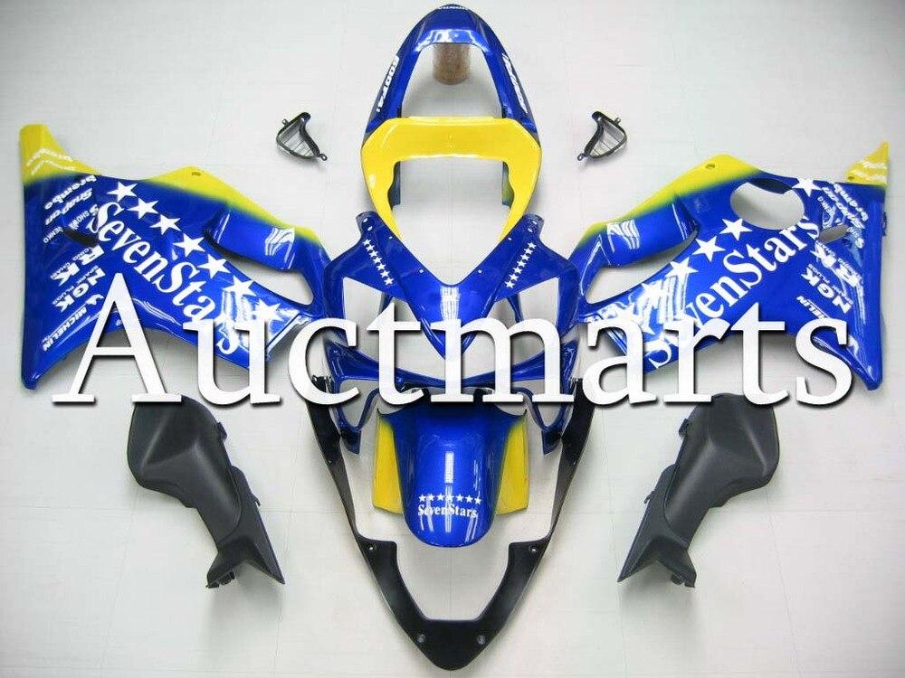 For Honda CBR 600 F4i 2001 2002 2003 Injection ABS Plastic motorcycle Fairing Kit Bodywork CBR600 F4I 01 02 03 CBR600F4i EMS22 hot sales for honda cbr600f4i 2001 2002 2003 cbr600 f4i 01 03 cbr 600 f4i white dark blue motorcycle fairing injection molding