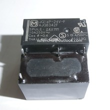 10Pcs JQ1AP-24V-F AJQ8342F 100% brand new original authentic Relays JQ1AP 10A 5A 250V AC 4Pin 24VDC