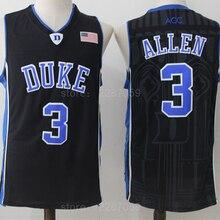 9663c2e78489 Ediwallen Duke Blue Devils 3 Grayson Allen College Jerseys Stitched Color  Men Allen Basketball Jerseys Sports