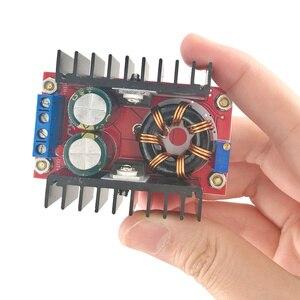 Image 2 - MCIGICM 20 stücke 150 W Power Boost converter Modul 150 W Auto power 10 32 V Drehen 12  35 V Boost modul Heißer verkauf