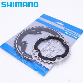 SHIMANO Deore FC M610/M6000 Crankset เดิมห่วงโซ่ 42/32 T/40 T/30 T 10 ความเร็ว
