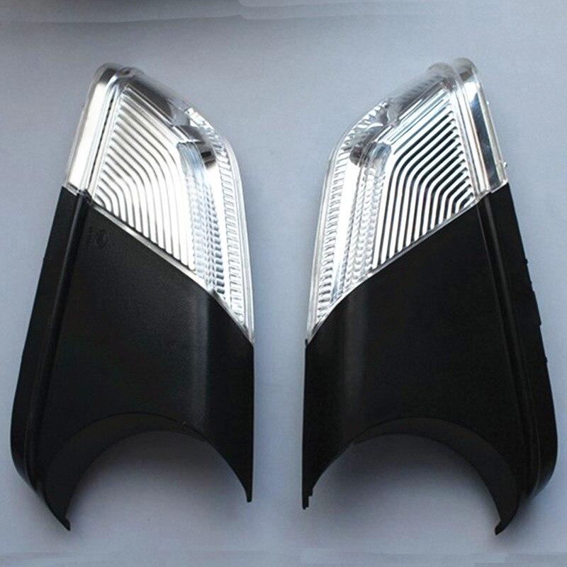 Rearview Mirror Turn Signal Light Lights Led Lamps For Polo 9N Octavia 1Z5 1Z3 2004-2010 1Z0949101C 1Z0949102C