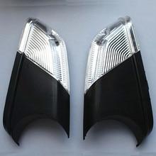 Зеркало заднего вида поворотов загорается СВЕТОДИОД Лампы для мотоциклов Для Мужские поло 9n Octavia 1z5 1Z3 2004-2010 1z0949101c 1z0949102c