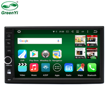 GreenYi 2GB RAM 32GB ROM 4G LET Octa Core 64-bit CPU Android 6.0 Car Tablet PC DVD GPS Radio For Nissan Hyundai Kia Honda Ford
