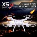 X5SC 2.4G 6-Axis 4CH RC Quadcopter Helicóptero de Syma RC Dron Drones Con Cámara profesional VS X6SW X5SW MJX X600 JJRC H20