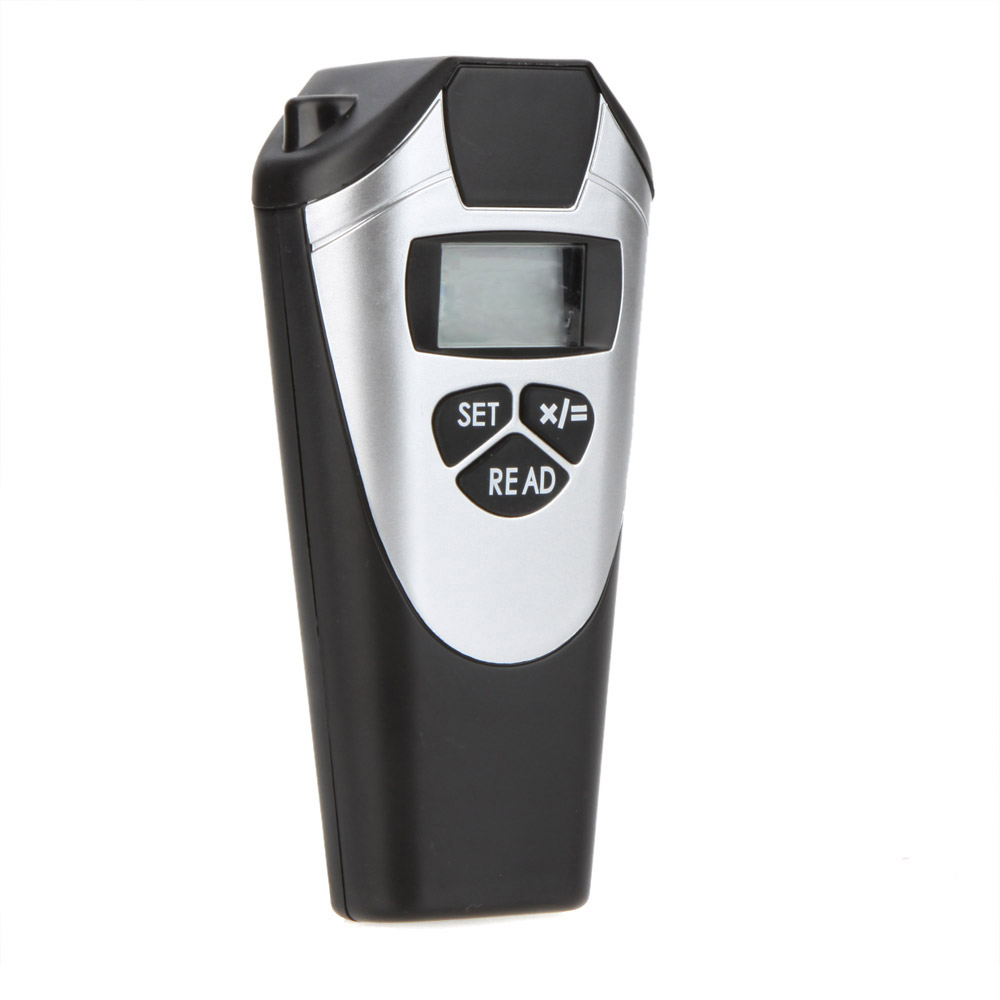 2019 Mode Ultrasone Afstandsmeter Laser Afstandsmeter Bouw Gereedschap Measurer Range Finder W/laser Point Cp-3009 Mild En Mellow