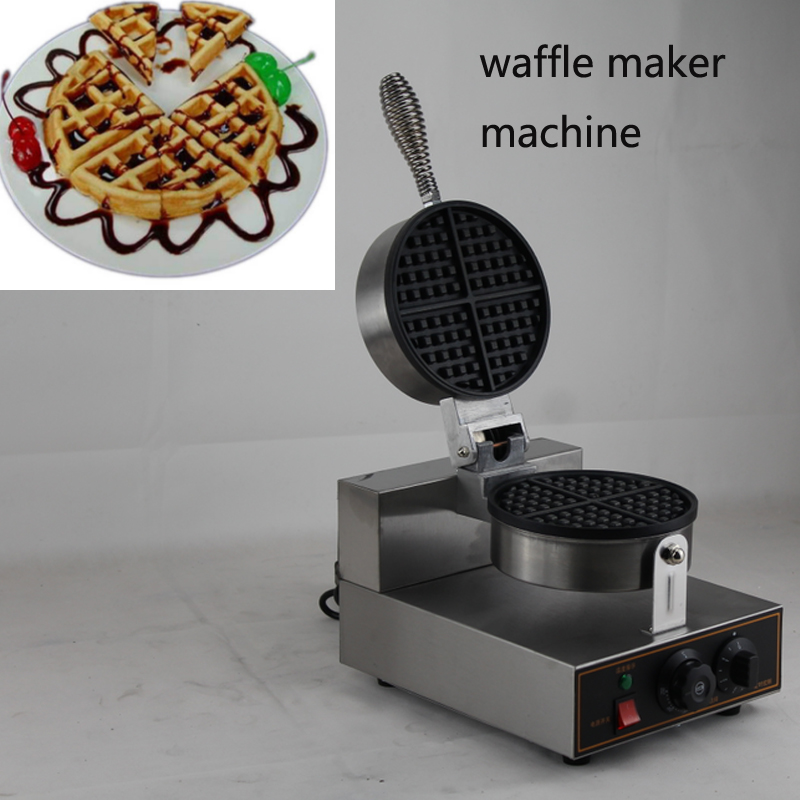 Hot Sale Commercial Single Plate Electric Waffle Maker home use omelett maker,Waffle Maker machine double commercial electric rectangle cone maker and butterfly waffle maker for sale