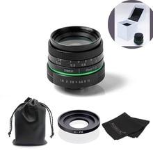 New green circle 25mm CCTV camera lens  For Fujifilm X-E1,X-Pro1 with c- fx adapter ring +bag+big box+gift free shipping
