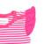 Bodysuits Do Bebê Vestidos para Meninas Recém-nascidas das Meney Sem Mangas Listrado Rosa Da Menina Do Bebê Roupas Macacão Infantil Bebes Corpo Do Bebê Engatinhar