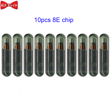 KEYECU 10 piezas 8E Chip TP32 Chip transpondedor en blanco clave Chip para  Honda para Audi A6L