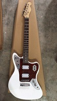 Wholesale China Guitar Fdr Jaguar Model Electric Guitar In Lvory White 171001