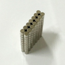 50 Pieces/Pack 3*3mm Magnetic Materials Neodymium Magnet Mini Small Round Disc Hot Selling
