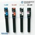 10 UNID Envío Libre FTTH óptica VFL Pluma del laser 20 mW 20 km fibra óptica visual fault locator cable de fibra óptica de Prueba Láser 650nm