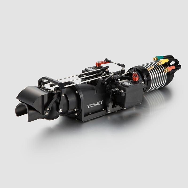 TFL Metal Water Jet Propeller B54270, Jet Pump, Water Jet, Jet Drive Boat, Remote Control Boat Modification For RC Model Boat
