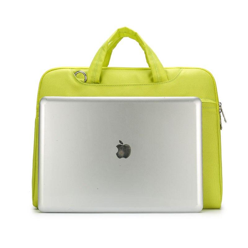 Femmes D'affaires sacoche pour ordinateur portable Sac pour Macbook 12 A1534 Portable hommes Sac À Main étui pour Macbook 12 sac