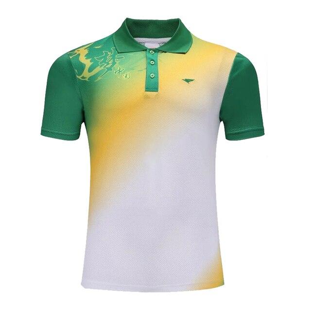 b58dfc101179c Hombres ropa deportiva Golf deporte Golf Polo mujeres Tenis ropa  transpirable Golf entrenamiento ejercicio camiseta deporte