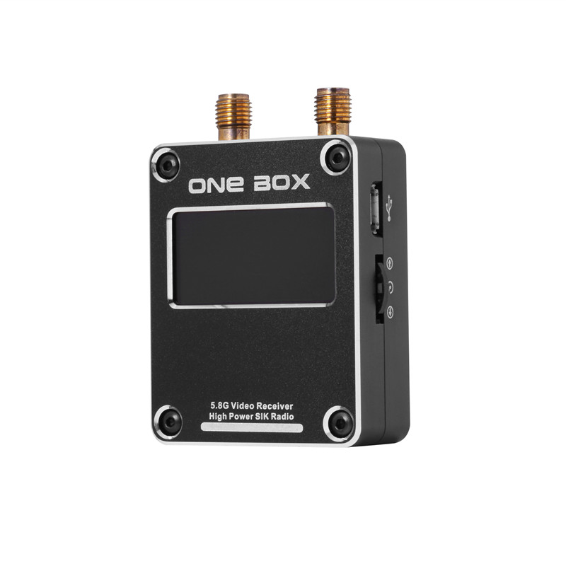 Здесь продается  CUAV Integrative Data Transmission Flight Controller Two In ONE BOX Mavlink 5.8G Figure Graph Data 42ch Transmission Receiver  Игрушки и Хобби