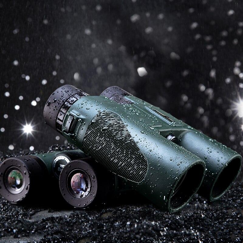 USCAMEL Military HD 10x42 Binoculars Long Range Professional font b Hunting b font Telescope wide angle