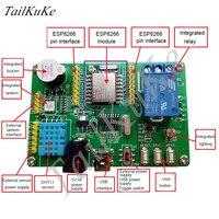 ESP8266 Module WiFi Development Board Internet of Things Development Smart Home SDK Tutorial Send Source Code