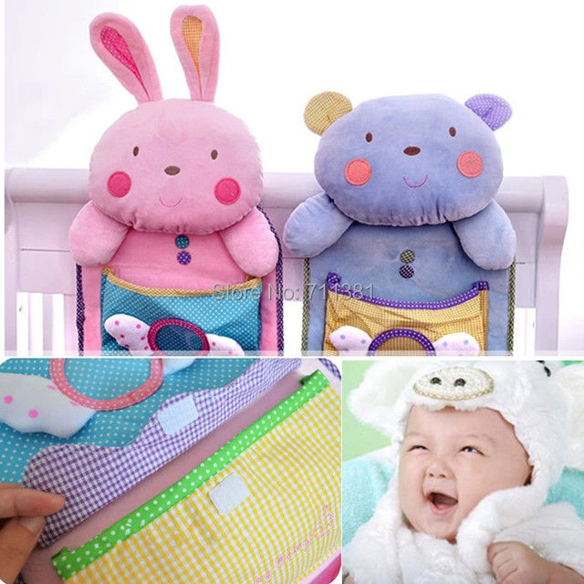 Linen Baby Diaper Bag Colors Pink/Blue Beautiful Style Unisex Suit Convenience Health Comfortable For Baby Bags High Quality