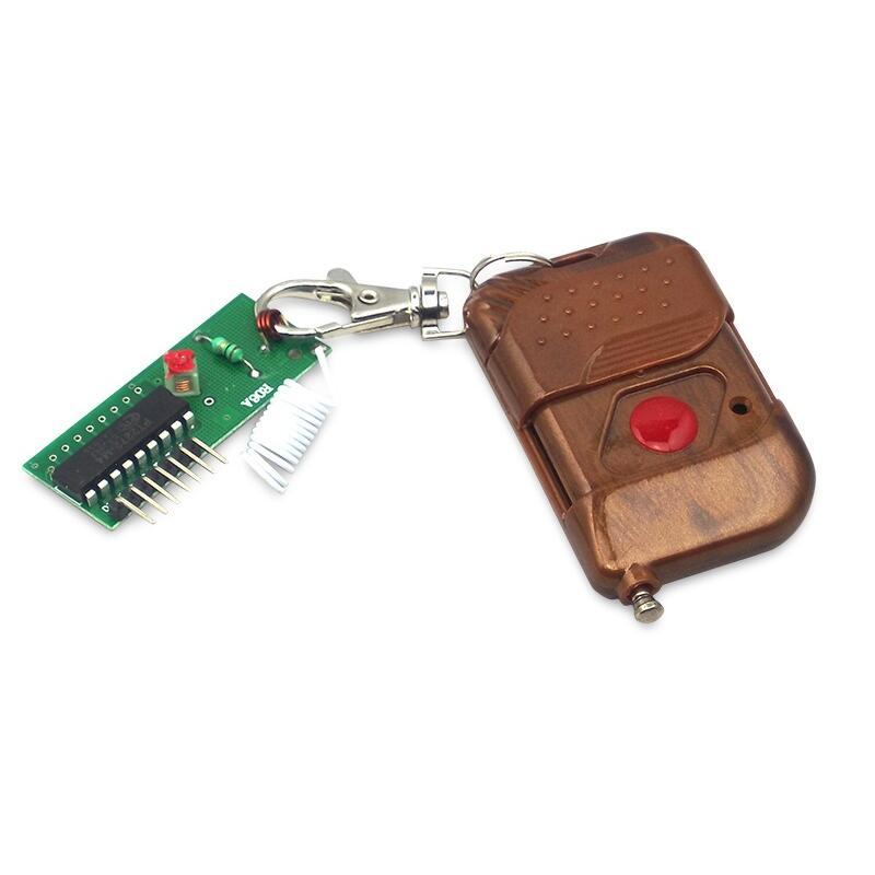 Remote Control Module Transmitter For Door Gate Lock Access Control Power Supply 7 Pins 315MHZ(no Battery Included)