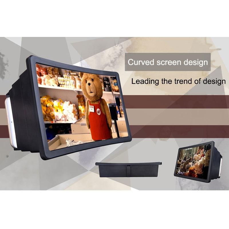 HTB1ZEvfPpXXXXa1XFXXq6xXFXXXb - Mobile Phone Video Screen Magnifier Amplifier Expander Stand Holder for 3D Movie Display PTC 149