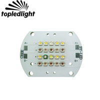 Topledlight Customize 2 Channel 60W Plant Grow Led Emitter Lamp Light 3000K 6500K 450NM 470NM 620NM