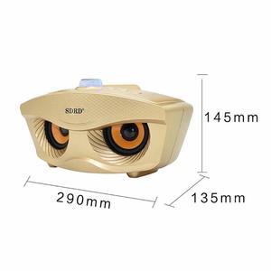 Image 5 - SDRD Wireless Karaoke Speaker Sd Dual Wireless Microphone Bluetooth Speaker Mobile Wireless Stereo 20w HOME Ktv Speaker MIC Set