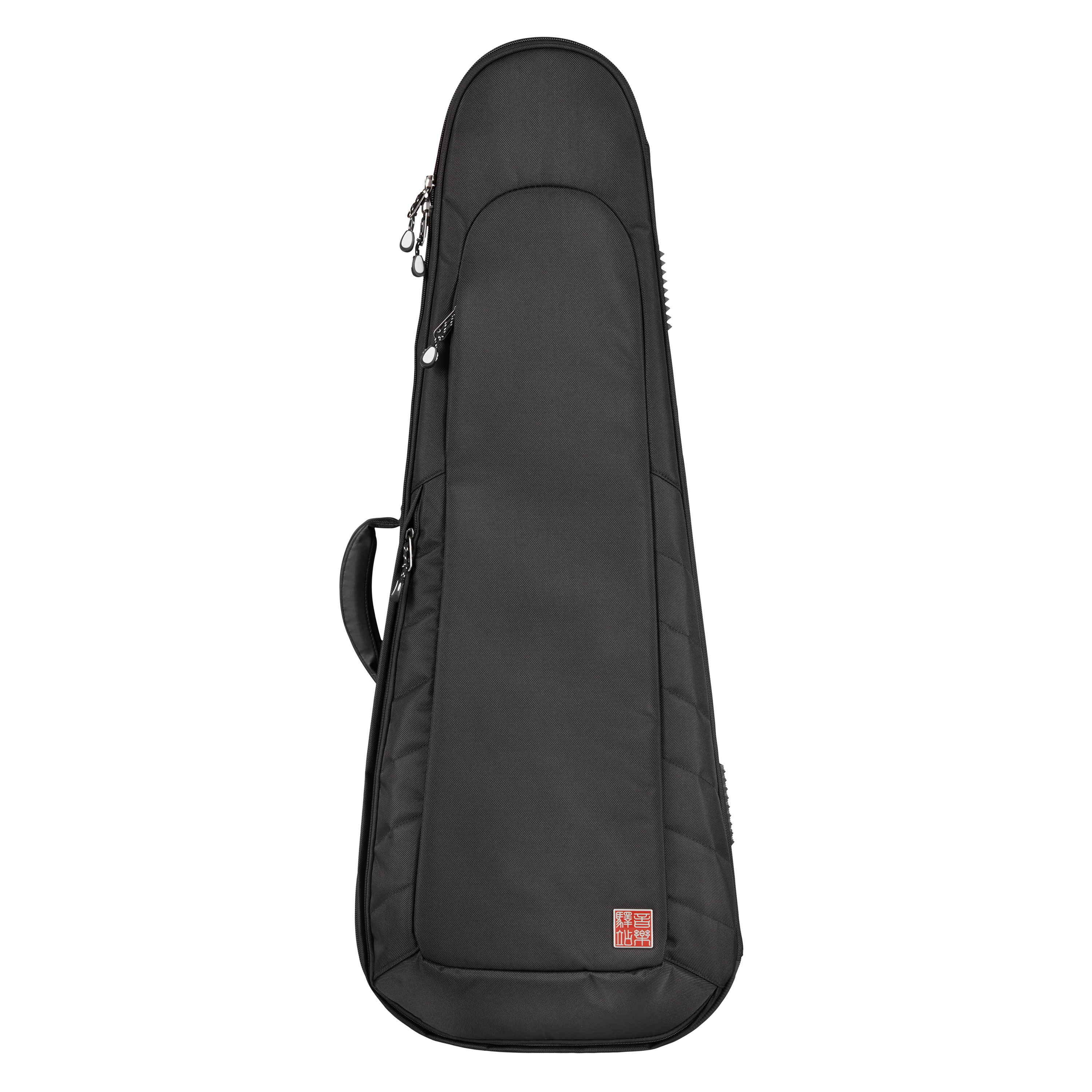 Music Area Electric Guitar Gig Bag ABS 360-Degree ALL-ROUND Protection Waterproof Black Soft Guitar Case Premium Quality  AA31 12mm waterproof soprano concert ukulele bag case backpack 23 24 26 inch ukelele beige mini guitar accessories gig pu leather