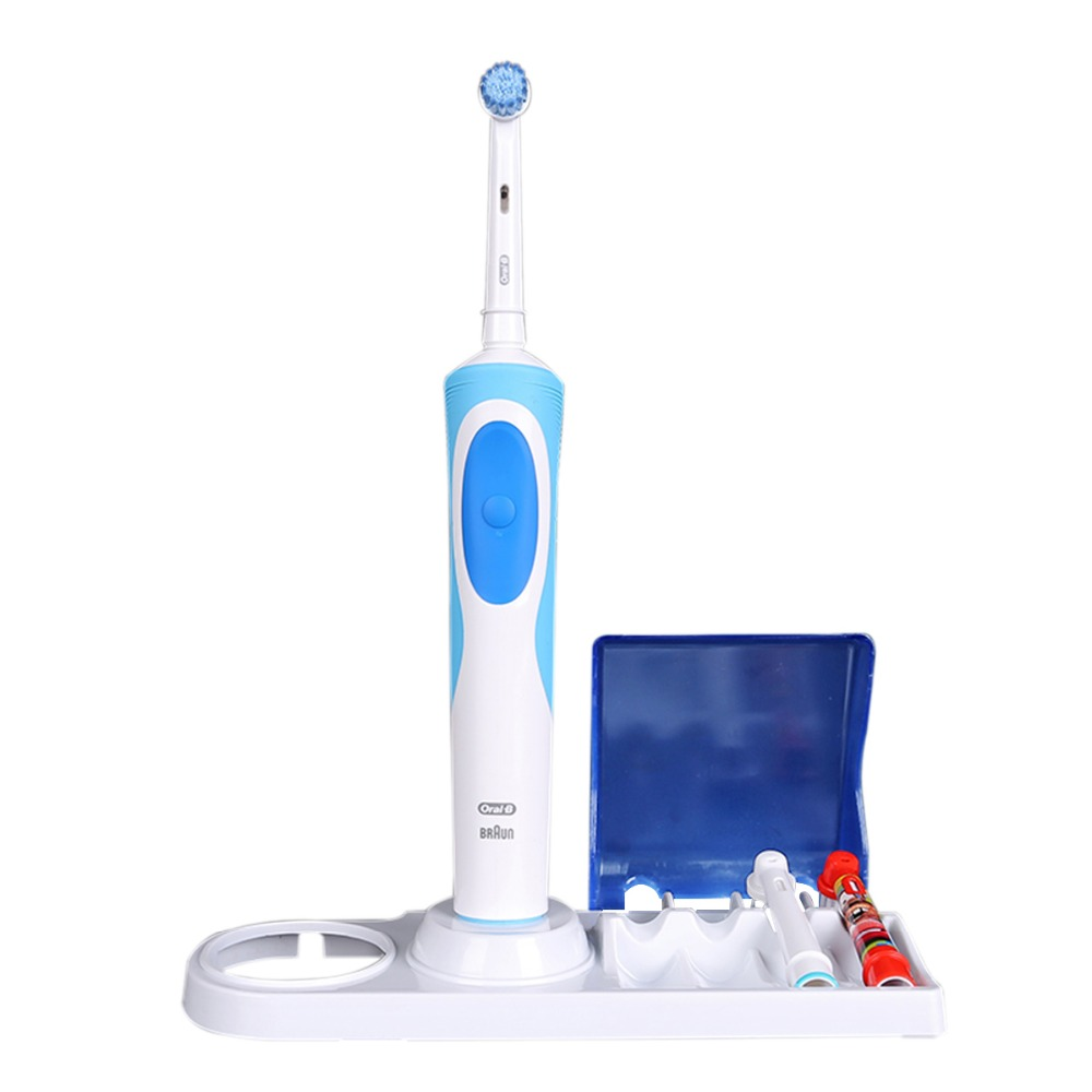 Oral B Sonic Toothbrush Head Holder Electric Toothbrush Charger Stander Tooth Brush Head Case For D12 D20 D16 D10 D36 3757 image