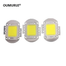 5pcs 20w 32w 48w LED floodLight bead DC12 14V LED bulb Lamp Pure White 6000 6500k
