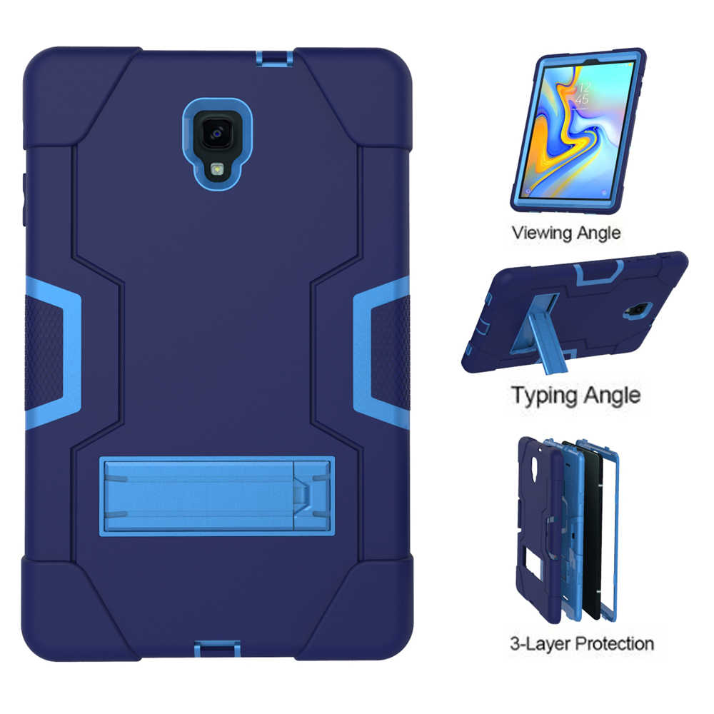 For Samsung Galaxy Tab A 10.5 T590 T595 T597 Case Kids Shockproof Hybrid Silicone Protective Cover Tab A T590 T597 Tablet case