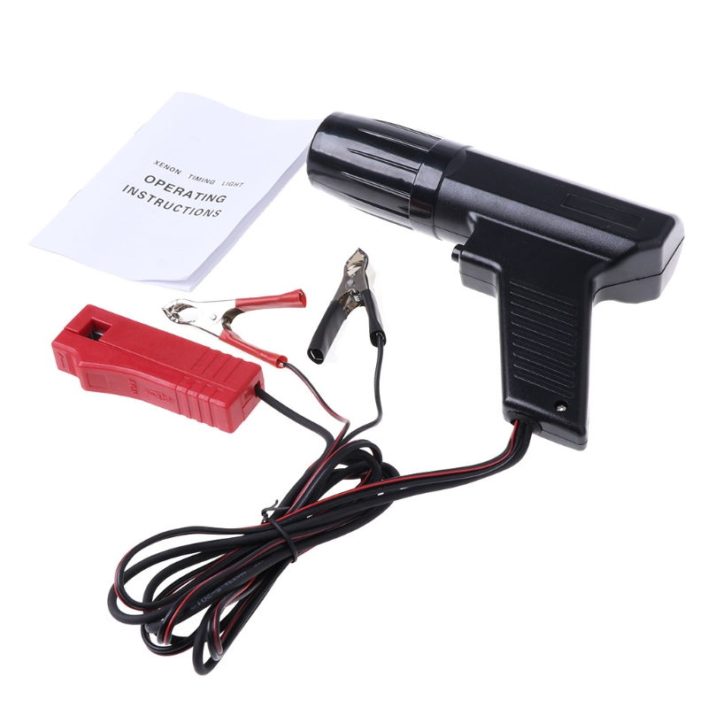 Car Truck Ignition Test Engine Timing Gun Machine Light Hand Tools Repair Tester