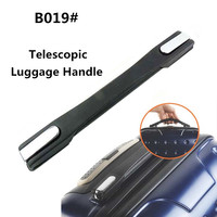 Replacement Luggage Case Retractable Luggage Parts Handle Hardware Accessories Repair Suitcases Handle