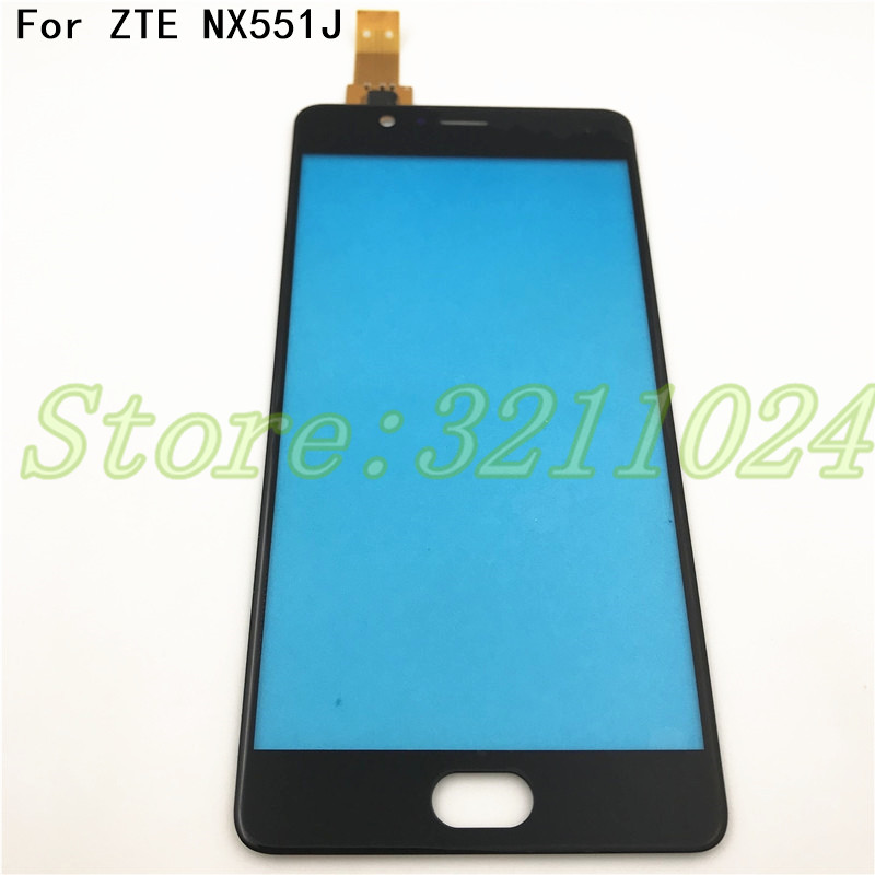 Good quality 100% Tested 5.5 inches Touch Screen Digitizer For ZTE Nubia M2 NX551J digitizer touch screen+Tools|Mobile Phone Touch Panel| |  - title=