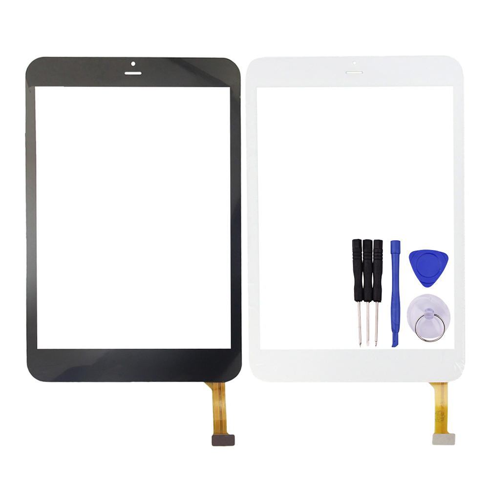 7.9 inch Black/White Touch Panel Glass Replacement MT70821-V3 for Window M3 mini 3 3G Version Free Shipping+ Tracking No.